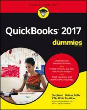 QuickBooks 2017 For Dummies by Stephen L Nelson