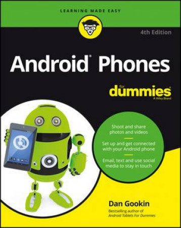 Android Phones For Dummies - 4th Ed