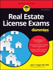 Real Estate License Exams For Dummies 3rd Edition