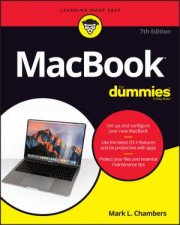 Macbook For Dummies, 7th Edition by Mark L. Chambers