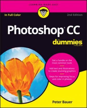 Photoshop Cc For Dummies, 2nd Edition