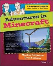 Adventures In Minecraft 2nd Edition