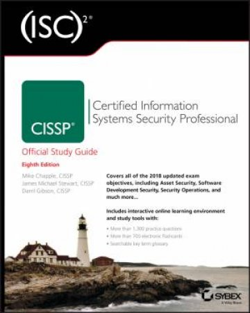 (Isc)² Cissp Certified Information Systems Security Professional Official Study Guide 8th Ed