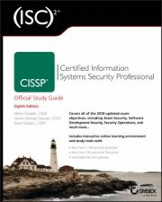 Isc Cissp Certified Information Systems Security Professional Official Study Guide 8th Ed