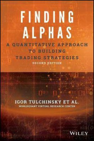 Finding Alphas by Igor Tulchinsky