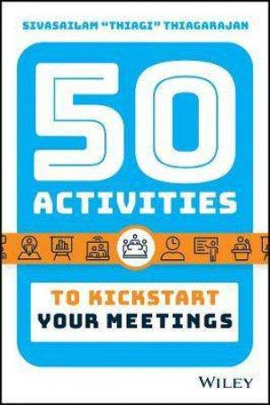 50 Activities To Kickstart Your Meetings