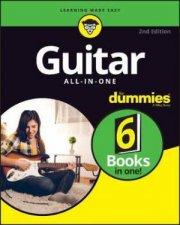 Guitar AllInOne For Dummies