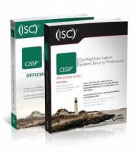 ISC2 CISSP Certified Information Systems Security Professional Official Study Guide  Practice Tests Bundle