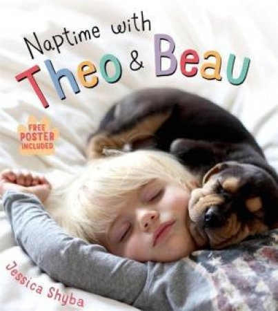 Naptime with Theo and Beau by Jessica Shyba