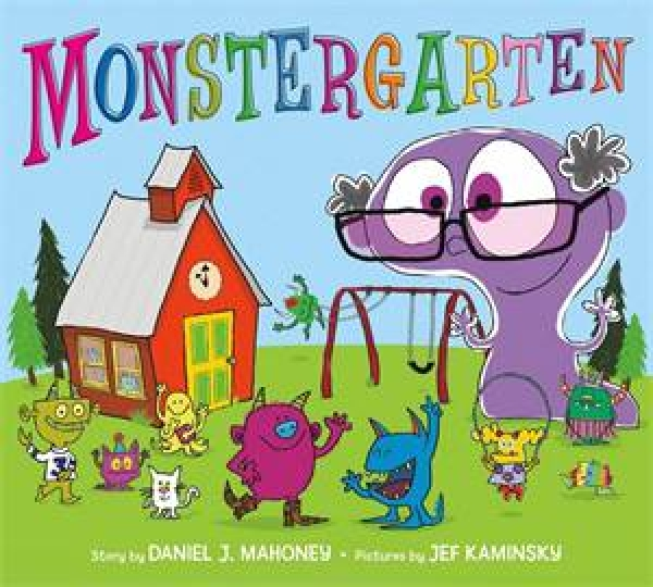 Monstergarten by Daniel J Mahoney [Paperback]