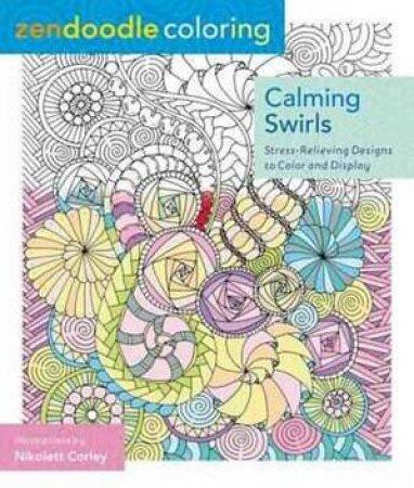Calming Swirls by Nikolette Corley