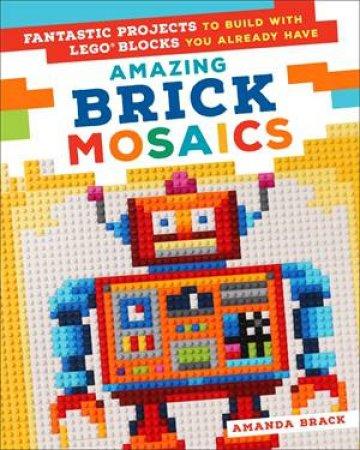 Amazing Brick Mosaics