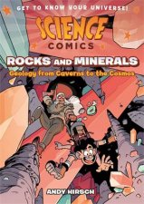 Science Comics Rocks And Minerals