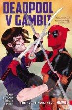 Deadpool V Gambit The V Is For Vs
