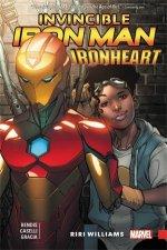 Invincible Iron Man Ironheart Vol 1