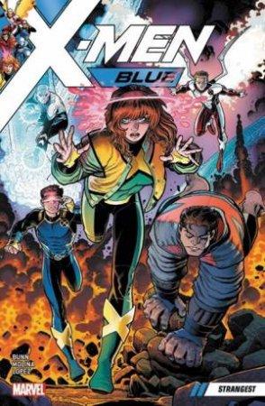 X-Men Blue 01