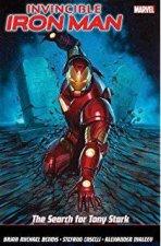 Invincible Iron Man The Search For Tony Stark