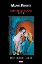 Fantastic Four By Morrison  Lee 1234