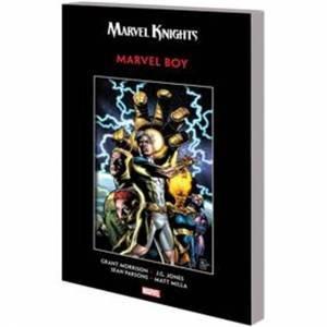 Marvel Boy by Grant Morrison