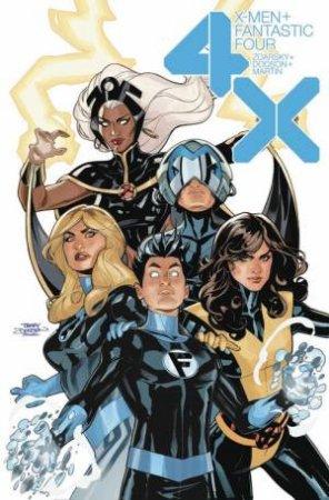 X-Men Fantastic Four: 4X by Chip Zdarsky