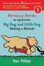 Perrazo y Perrito se Equivocan  Big Dog And Little Dog Making A Mistake