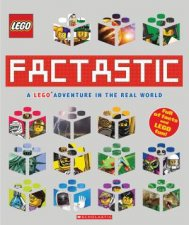 LEGO Factastic by Various