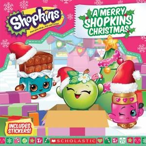 Shopkins: A Merry Shopkins Christmas by Various