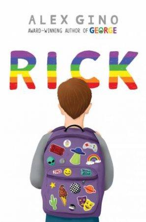 Rick by Alex Gino