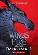 Wings Of Fire Darkstalker