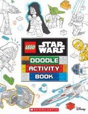 LEGO Star Wars Doodle Activity Book