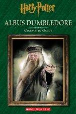 Harry Potter Cinematic Guide Albus Dumbledore