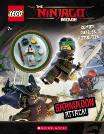 LEGO Ninjago: The Ninjago Movie: Garmadon Attack! by Various