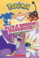 Pokemon: Alola Region Handbook by Various