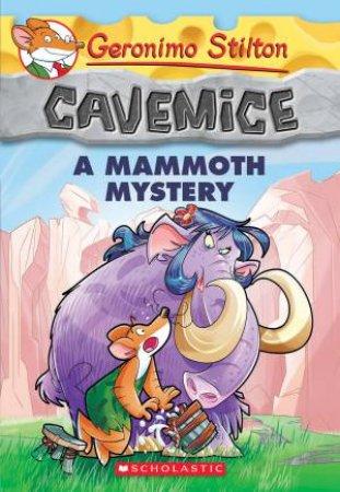 Mammoth Mystery by Geronimo Stilton