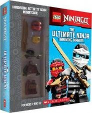 LEGO Ninjago The Ultimate Ninja Training Manual