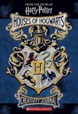 Harry Potter Houses of Hogwarts Creativity Journal