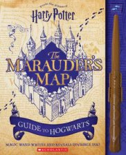 Harry Potter Marauders Map Guide To Hogwarts
