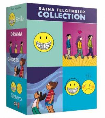 Raina Telgemeier Collection