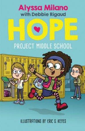 Project Middle School by Alyssa Milano