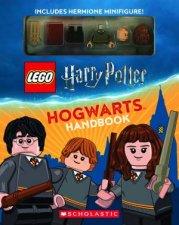 LEGO Harry Potter Hogwarts Handbook With Minifigure