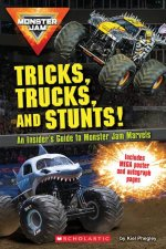 Monster Jam Tricks Trucks And Stunts