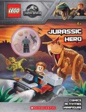 LEGO Jurassic World Jurassic Hero  Minifigure
