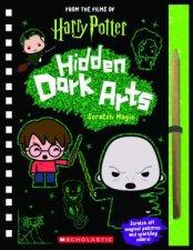 Harry Potter Hidden Dark Arts Scratch Magic