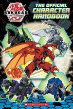 Bakugan Battle Planet The Official Character Handbook