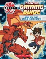 Bakugan Official Gaming Guide