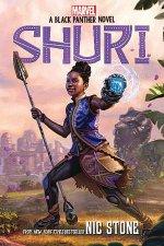 Marvel Shuri A Black Panther Novel