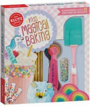 Kids Magical Baking by Various