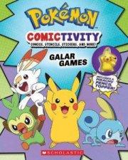 Pokmon Comictivity Galar Games