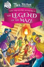 The Legend Of The Maze