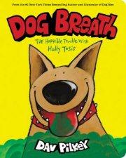 Dog Breath Board Book